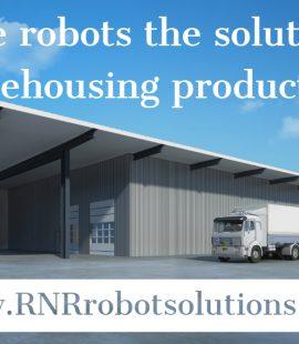 Robots in warehousing