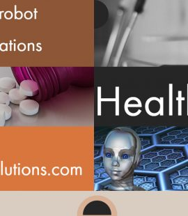 new robot applications in healthcare