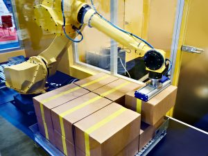 material handling and palletising