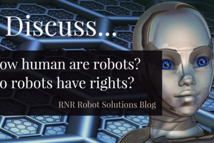 Can robots be people