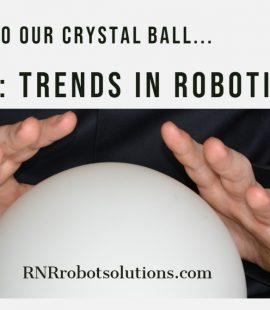 robotic trends in 2020