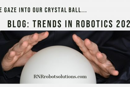 robotic trends in 2020