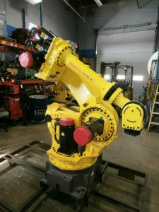 Fanuc S430iW with RJ3iB Controller