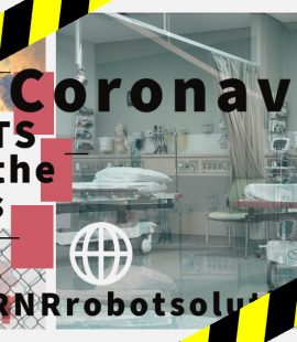 robots tackle the coronavirus