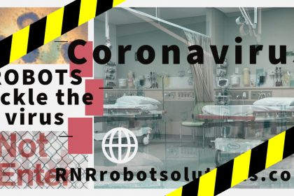 robots tackle the coronavirus