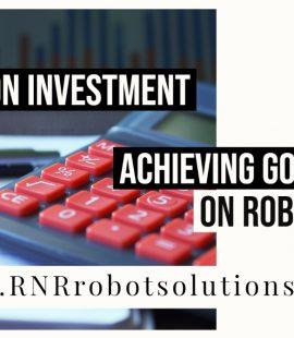 robot return on investment