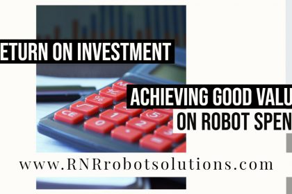 robot return on investment