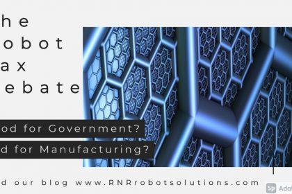 The Robot Tax Debate